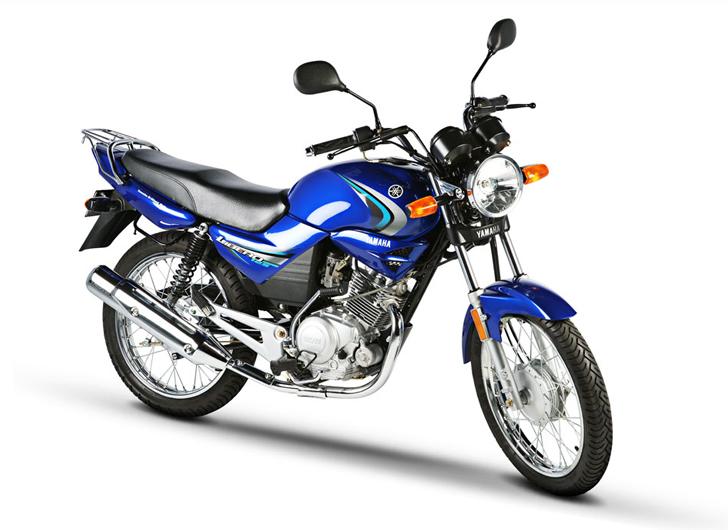 Comprar Moto Yamaha Líbero 125