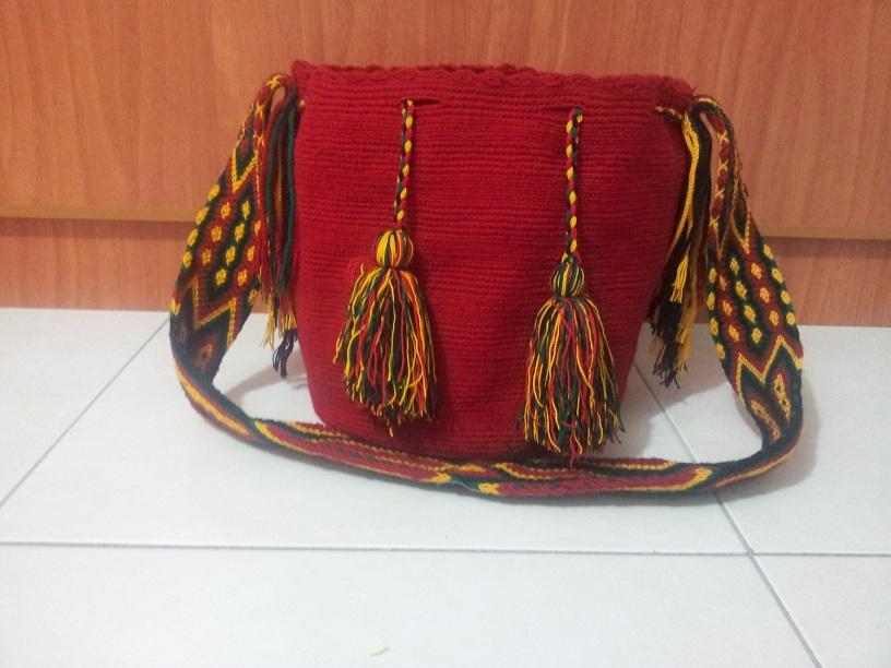Comprar Mochilas wayuu de Colombia