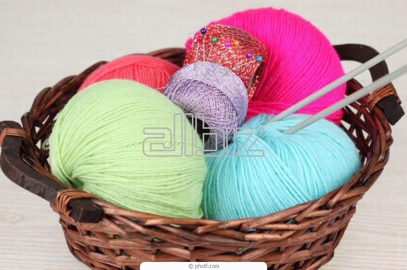 Comprar Hilos de lana