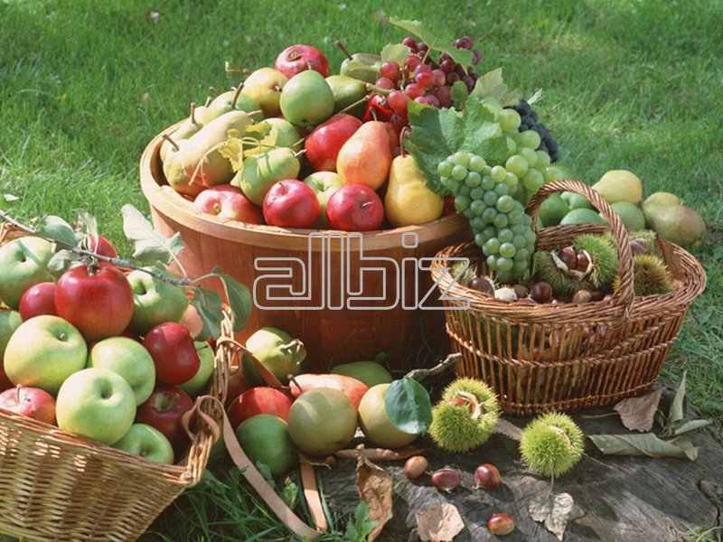Comprar Frutas orgánicas