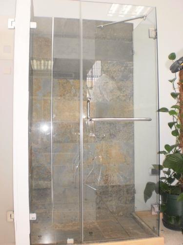 Comprar Cabina baño vidrio templado