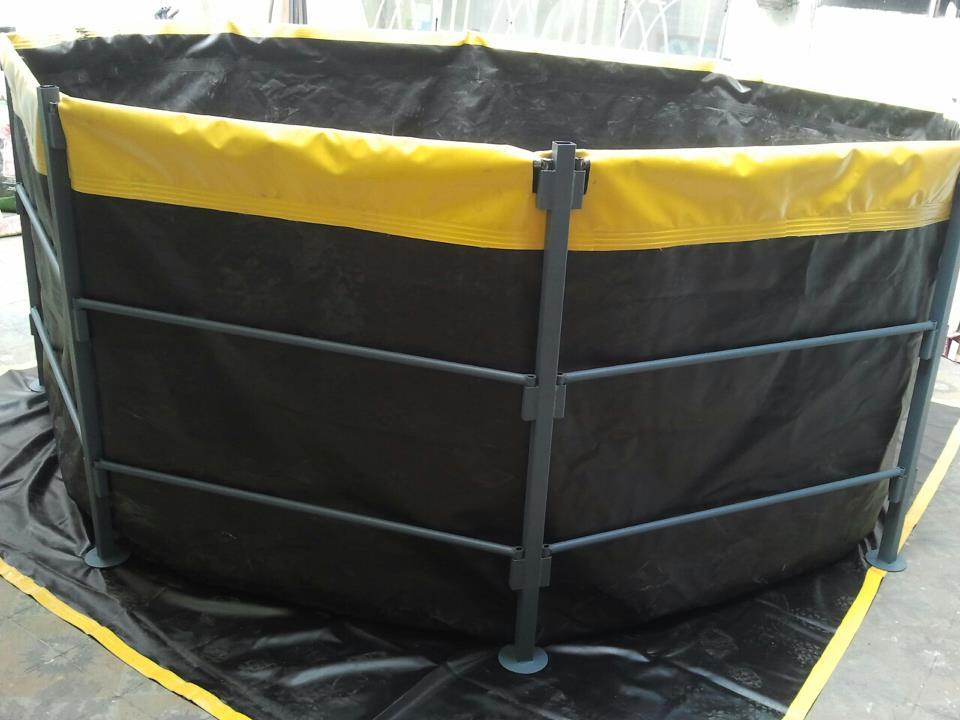 Comprar Geomembranas - Fastank - Barreras de construccion