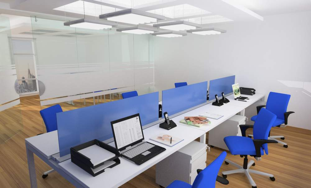 AEI-Office, Linea Qube