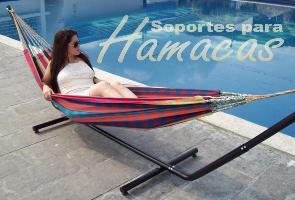 7268b43e2 Hamaca + soporte comprar en Cali