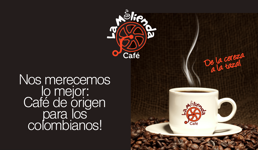 Comprar Cafe la Molienda Tostion Media, Tostion Alta, TO