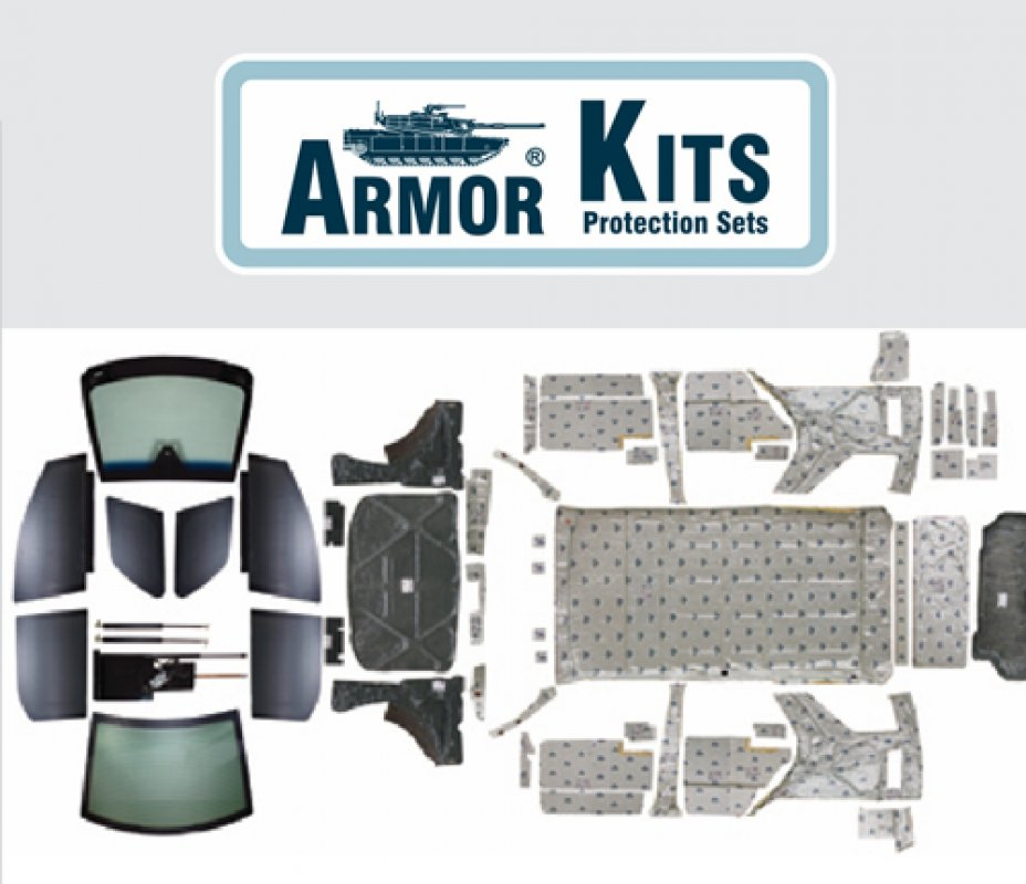 Kits de blindaje / Armor Kits