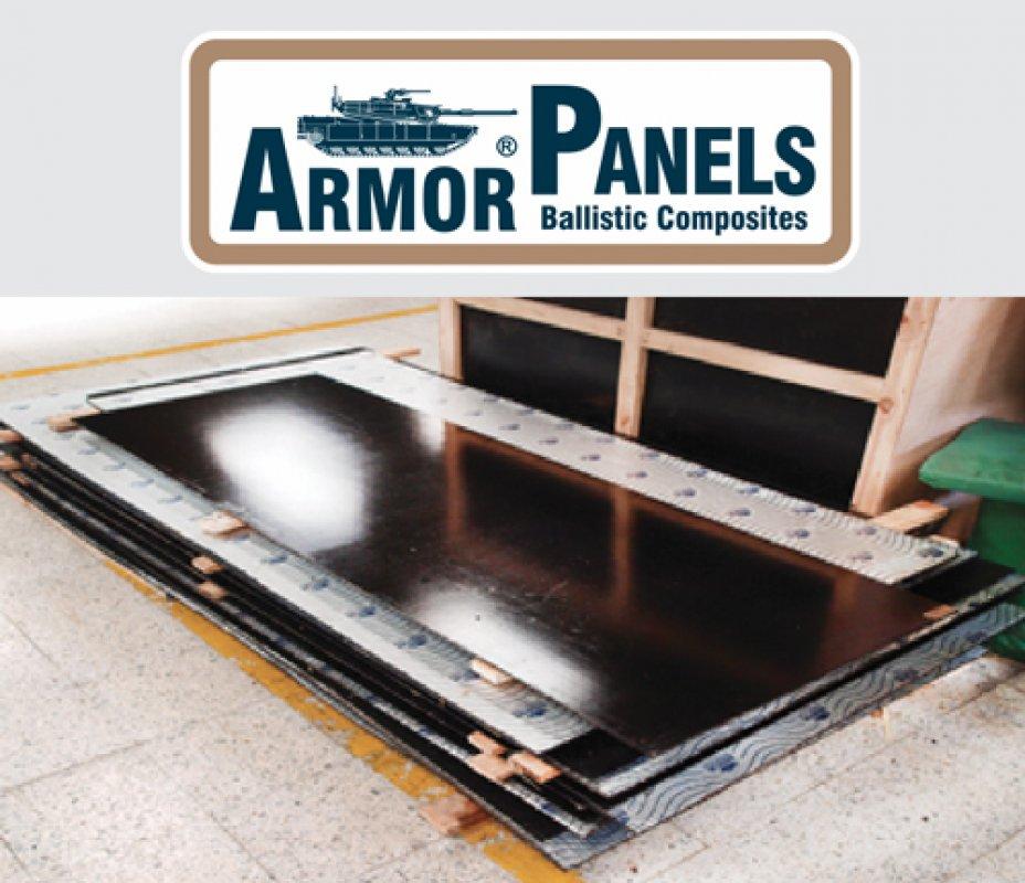 Paneles de Blindaje / Armor Panels
