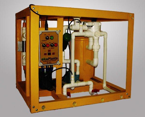 Comprar Planta Potabilizadora de Agua - Capacidad 1.000 Litros/hora