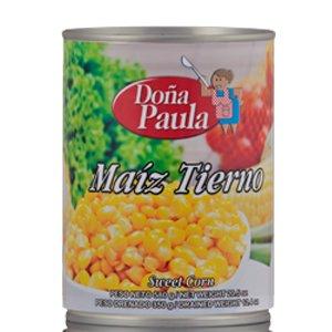 Comprar Maiz Tierno Doña Paula