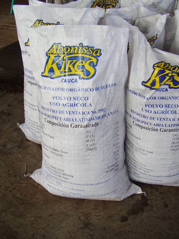 Comprar Compost Abonissa - Abonissa Cauca