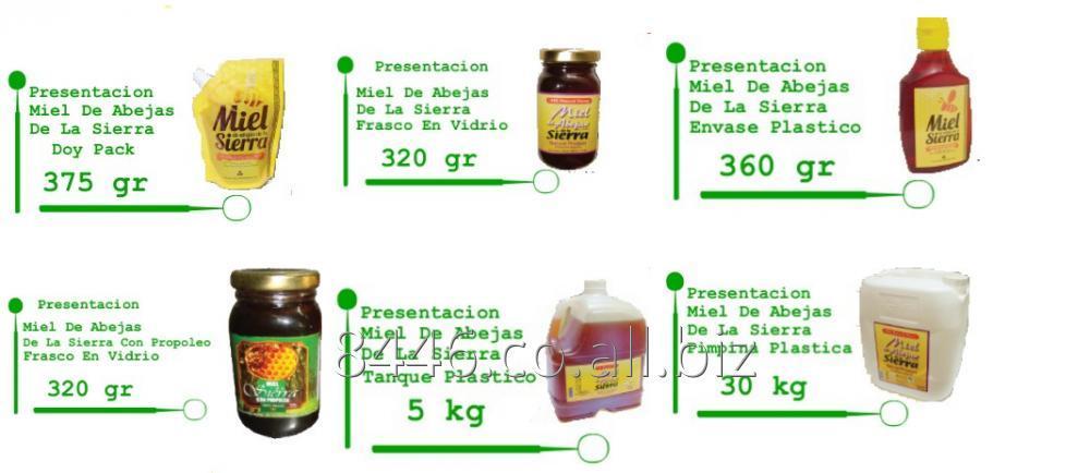 Comprar Miel De Abejas De La Sierra
