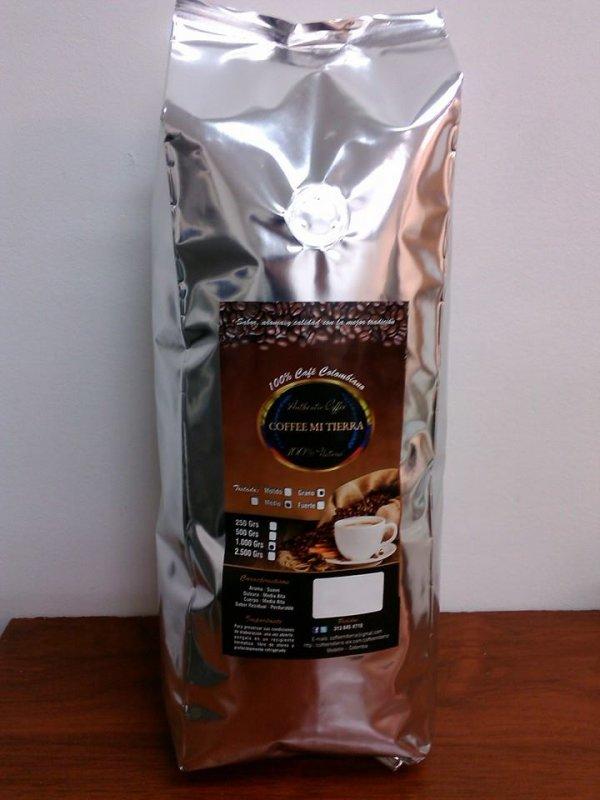 Comprar Café Tostado Molido y Grano CoffeeMiTierra