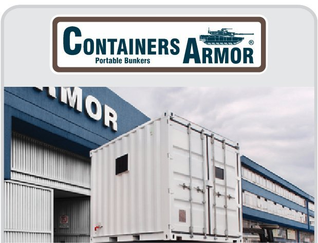 Comprar Container Armor - Contenedores Blindados