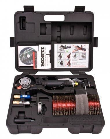 Comprar Monti Brister Blaster Preparacion De Superficies Solution