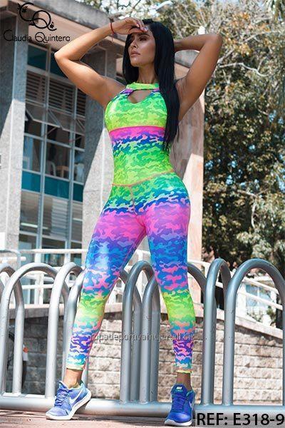 Comprar Ropa Deportiva Mujer Blusa-Legging