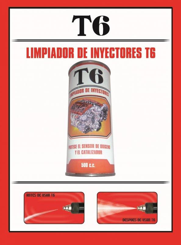 Comprar Limpiador de Inyectores gasolina
