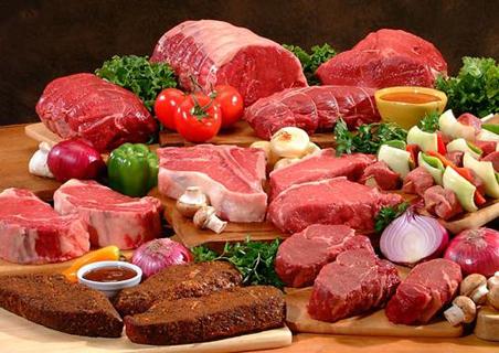 Comprar Carne y visceras tipo exportacion