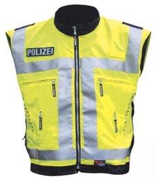 Comprar Chaleco police transporte