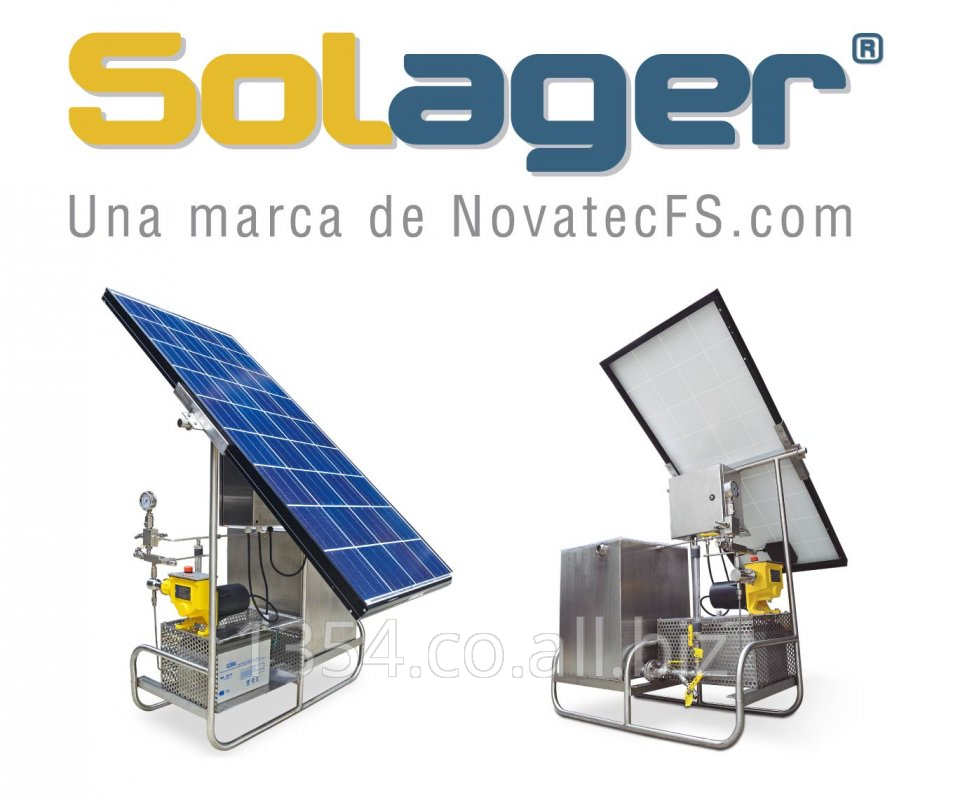 Comprar SISTEMAS SOLARES DE DOSIFICACIÓN - SOLAGER®