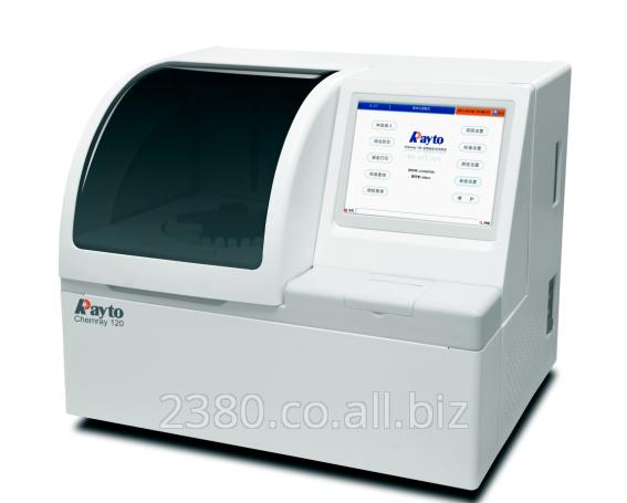 Comprar Analizador Automatizado Quimica Chemray 120