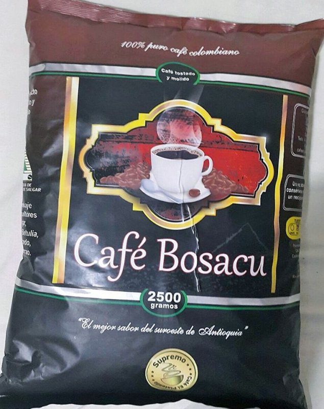 Comprar Café Bosacu