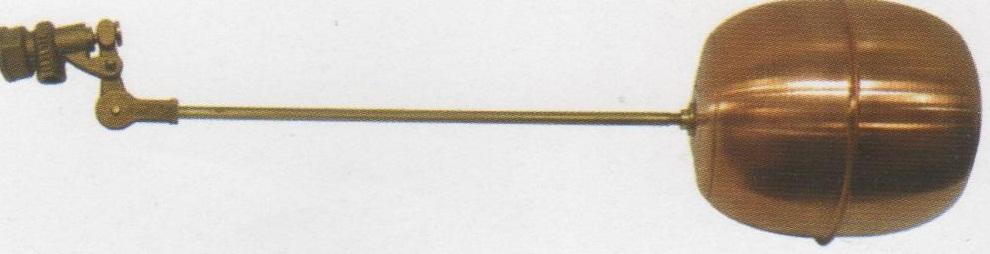 Valvulas de Flotador en bronce