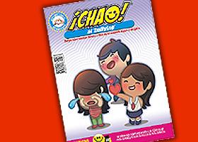 Comprar Una revista Chao! Al Bullying
