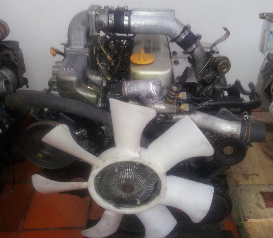 Comprar Motores Diesel Nissan TD27T
