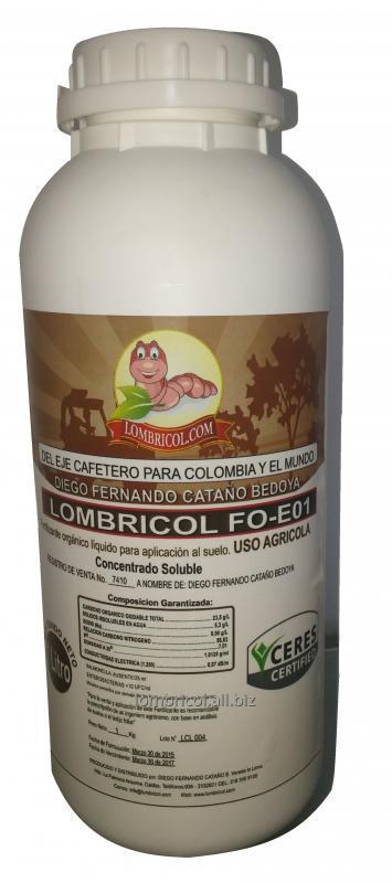 Comprar Lombricol FO-E01 Вacteriano