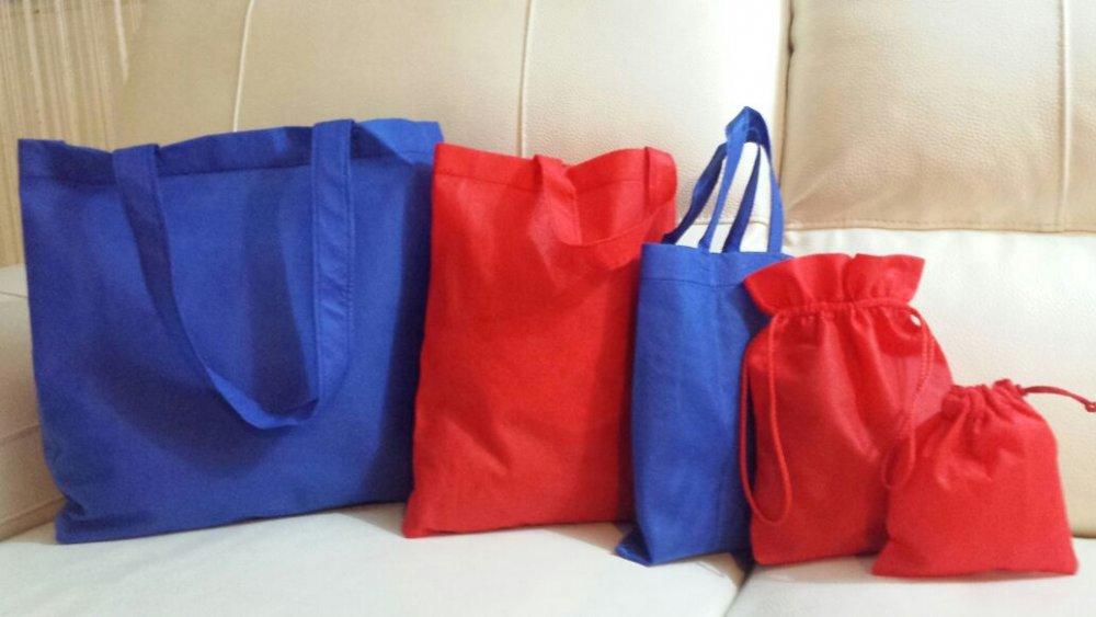 Comprar Bolsas Ecologicas En Tela- Bolsas Kit X 4 Para Carritos De Supermercado