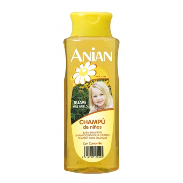 Comprar Shampoo ANIAN para Niños con Camomila 400 ML