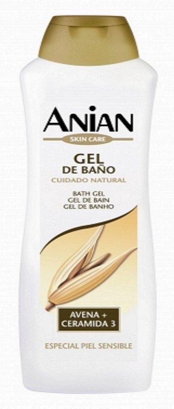 Comprar Gel de Baño ANIAN Avena y Ceramidas 750 ML