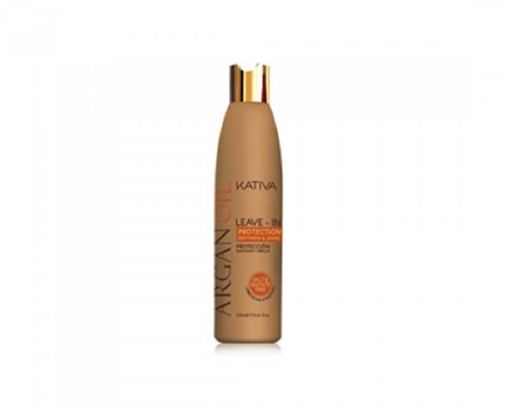Comprar Crema de peinar Sin Sal Kativa Natural Argan Oil 250 ML