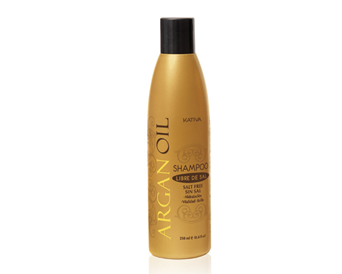 Comprar Shampoo Sin Sal Kativa Argan Oil 250 ML