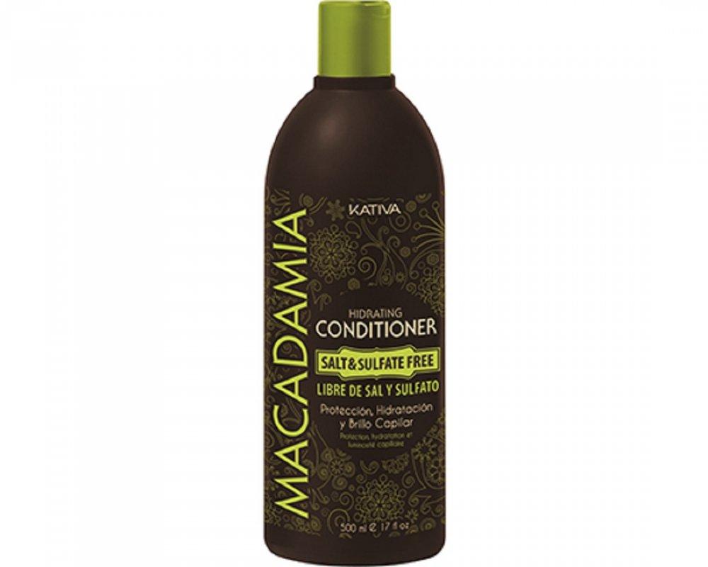 Comprar Acondicionador Kativa Natural Macadamia Sin Sal 500 ML