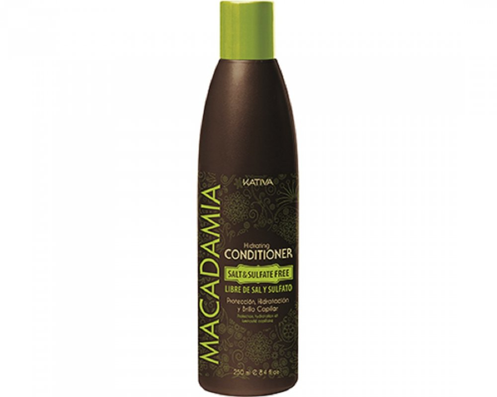 Comprar Acondicionador Kativa Natural Macadamia Sin Sal 250 ML