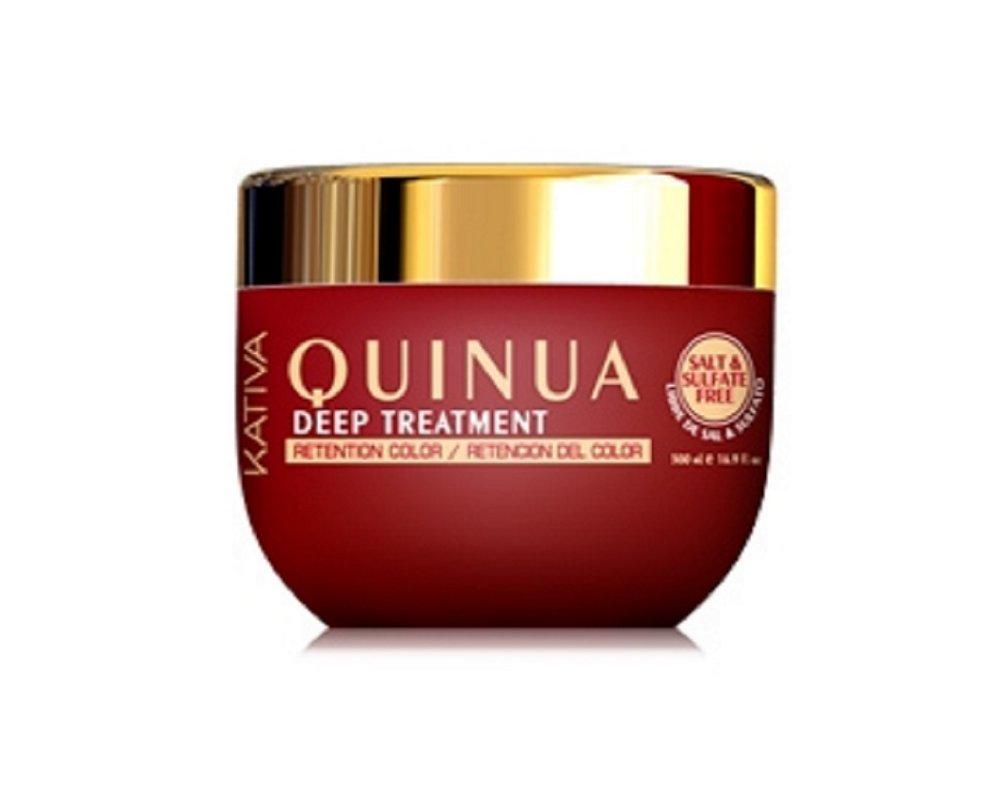 Comprar Tratamiento Intensivo Sin Sal Kativa Natural Quinua 250 ML