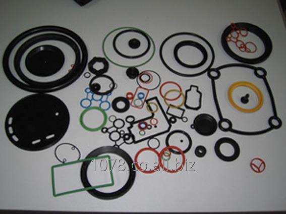 Comprar Fabricación de piezas especiales en caucho y en carbón grafito