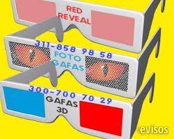 Comprar GAFAS 3D LENTICULAR BOGOTA