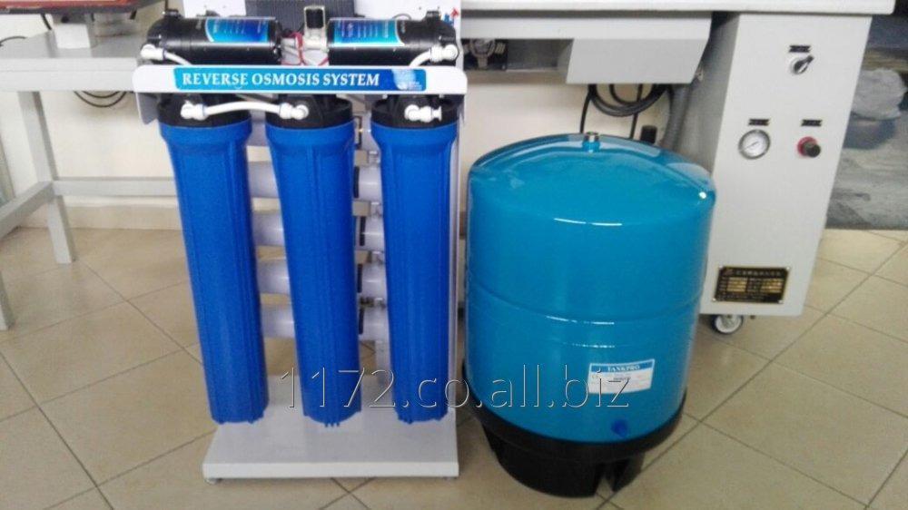 Comprar Filtro industrial agua alcalina