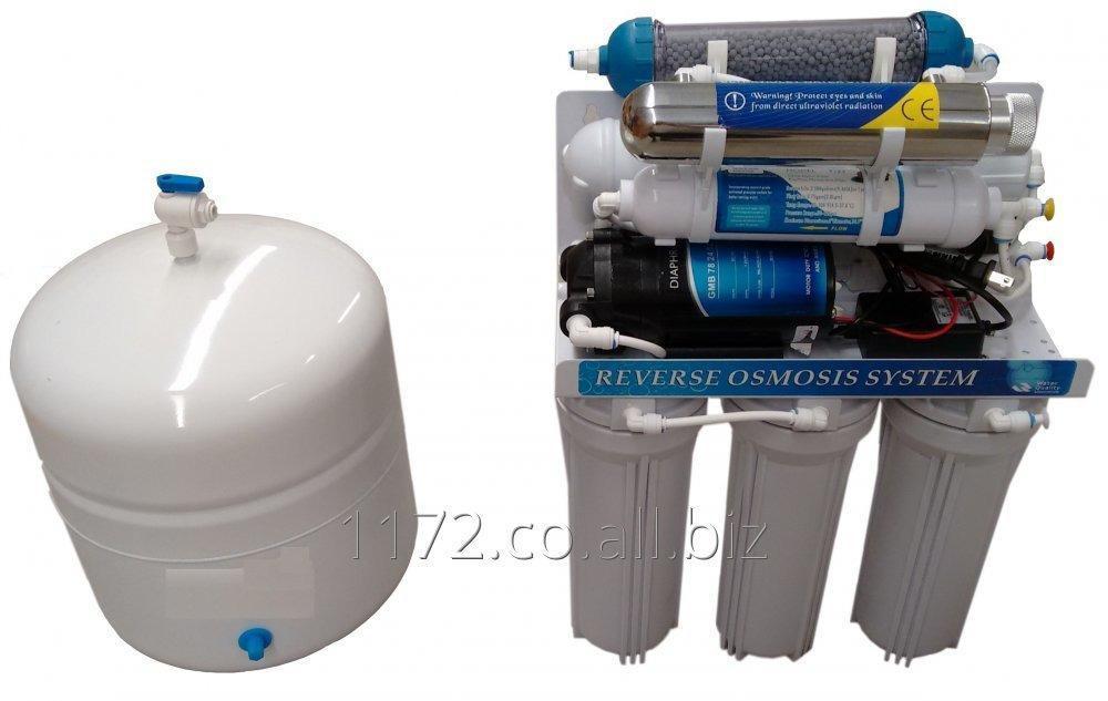 Comprar Filtro agua alcalina 7 etapas