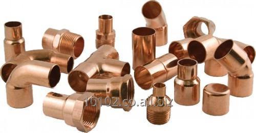Tuberias y Accesorios de cobre
