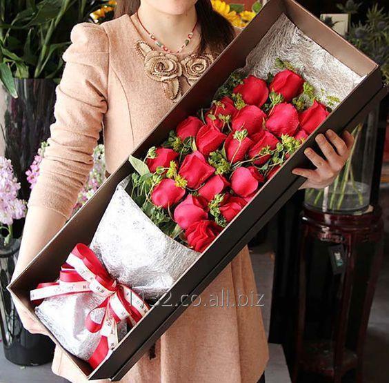 Comprar Rosas en caja