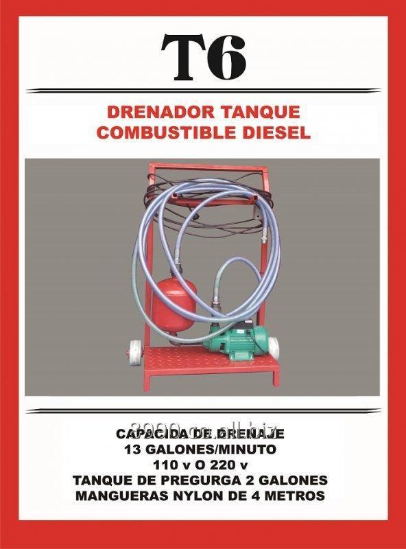 Comprar Drenador tanque combustible diésel