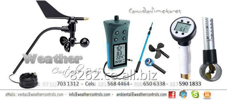 Comprar Caudalímetros y Medidores de Velocidad de Fluídos