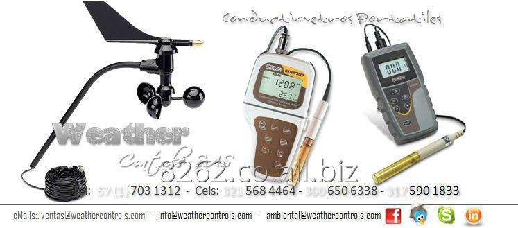 Comprar Medidores de Conductividad y Resistividad en Aguas
