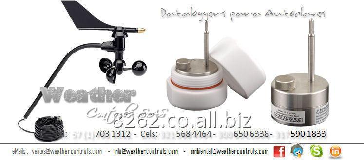Comprar Dataloggers para Temperatura y Presión en Autoclaves