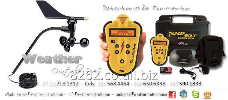 Comprar Detectores de Tormentas Eléctricas
