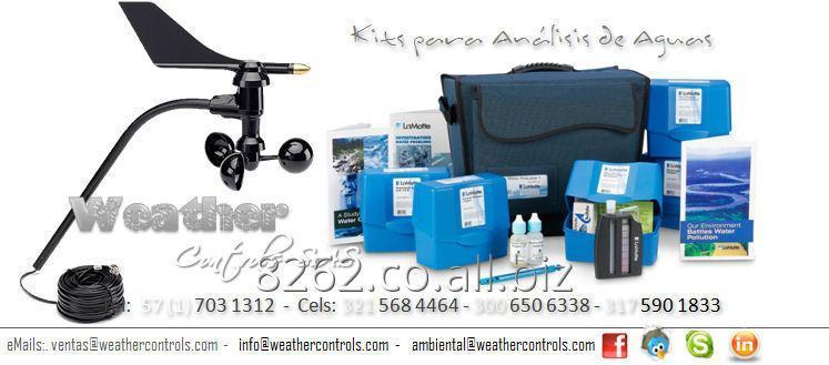 Comprar Kits para Análisis de Aguas