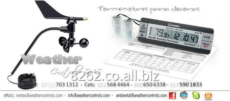Comprar Termómetros para Cadenas de frio y Logística
